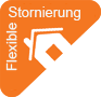 Flexible Stornierung